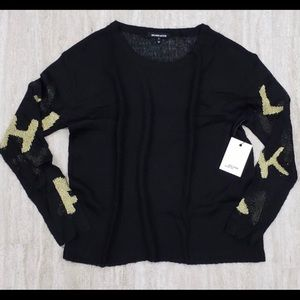 NWT Hye Park & Lune oversized sweater